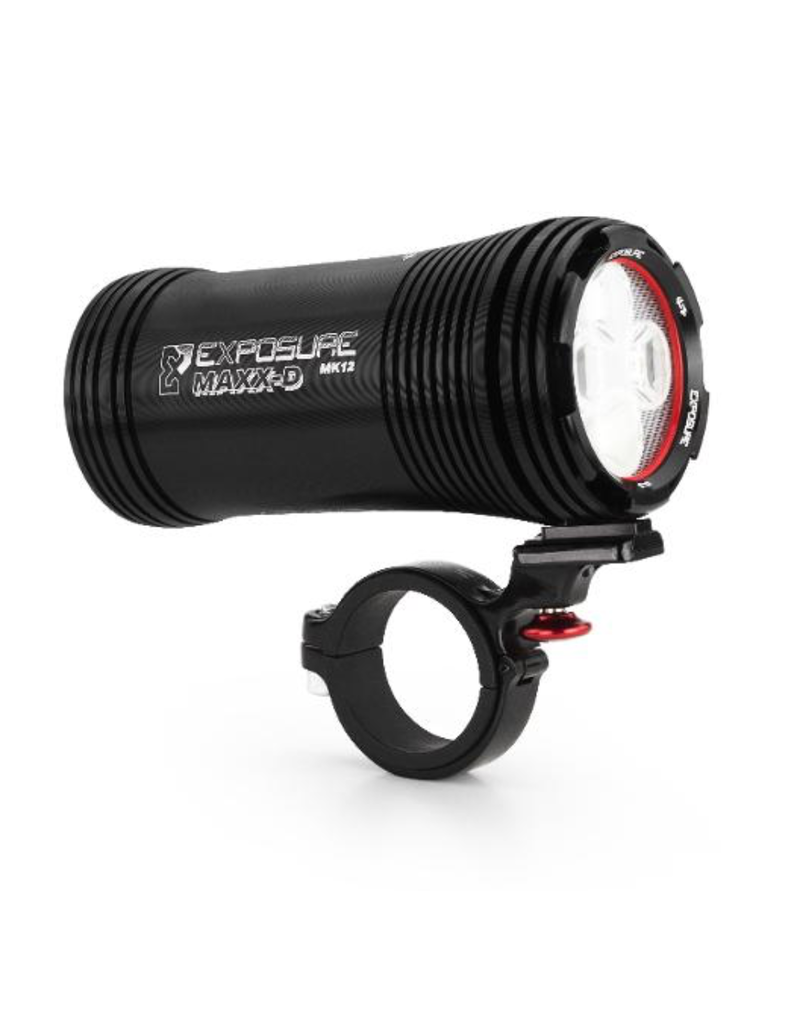 Exposure Lights Exposure Handle Bar Light Maxx D Mk12 3600 Lumen