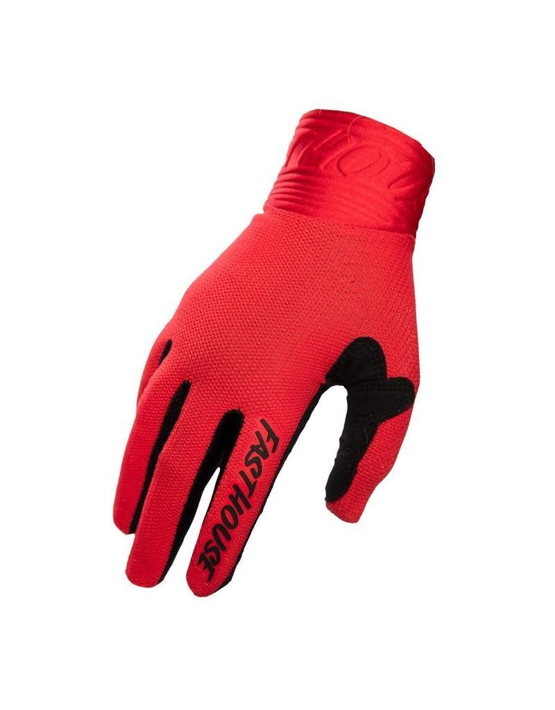 Fasthouse Fasthouse 20 Wheeler Glove Red