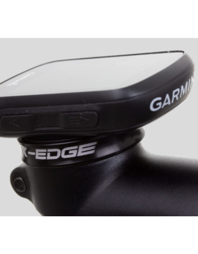 K-Edge Gravity Cap Computer Mount For Garmin - Black