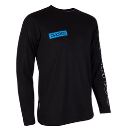 Dharco Dharco Mens Tech Long Sleeve Tee Black