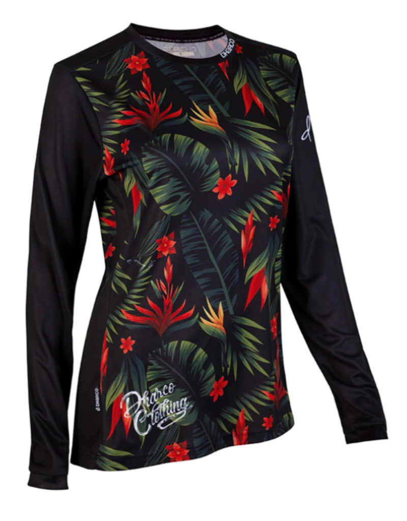Dharco Dharco Ladies Gravity Jersey Tropical DH