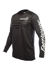 Fasthouse Fasthouse Alloy Stripe LS Jersey Black