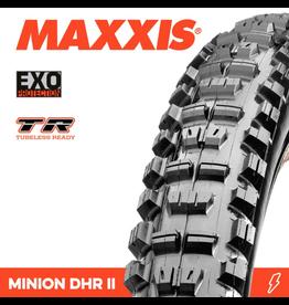 Maxxis Maxxis Minion DHR II 26 x 2.40 WT EXO TR Fold