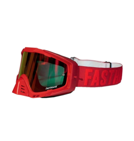 Deity Fasthouse Goggle X EKS-S Collab Red