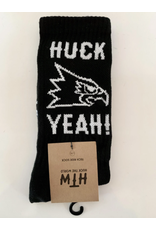 Huck The World Huck The World Huck Yeah Sock