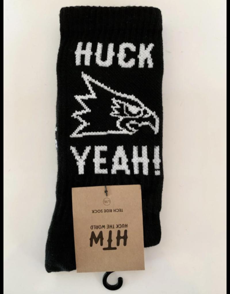 Huck The World Huck The World Huck Yeah Sock