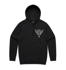 Huck The World Huck The World Lords Hoodie Black