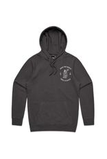 Huck The World Huck The World Trailscapes Hoodie Washed Black