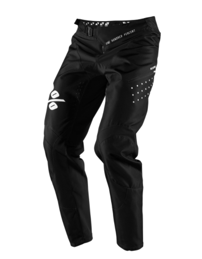 100% 100% Youth Pant R-Core Black