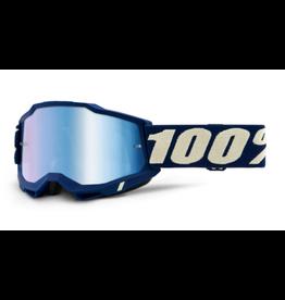 100% 100% Goggle Accuri 2 Deepmarine / Mirror Blue