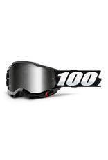 100% 100% Goggle Accuri 2 Black / Silver Mirror