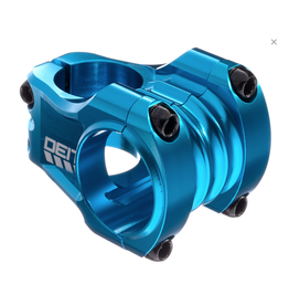 Deity Deity Stem Copperhead 35 x 35mm Blue