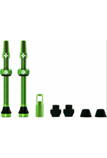Muc-Off Muc-Off Tubeless Valve Kit 44mm Green