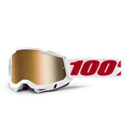 100% 100% Goggle Accuri 2 Denver True Gold Lens
