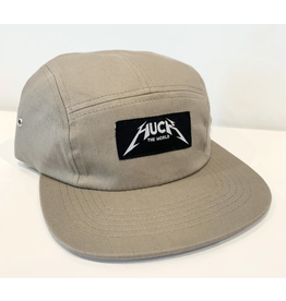 Huck The World Huck The World Metal 5 Panel Tan