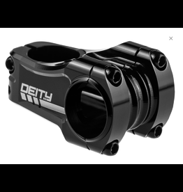 Deity Deity Stem Copperhead 50 x 31.8mm Black