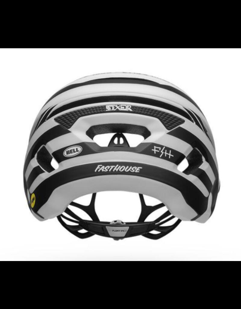 Bell Bell Helmet Sixer Fasthouse White/Black