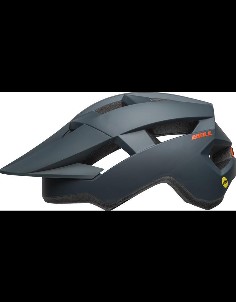 Bell Bell Helmet Spark Mips Mat Slate/Orange UA