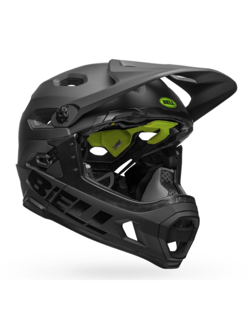 Bell Bell Helmet Super DH Black