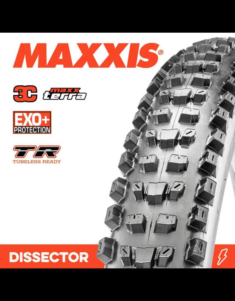 Maxxis Maxxis Dissector 27.5x2.4 3C Terra Exo+