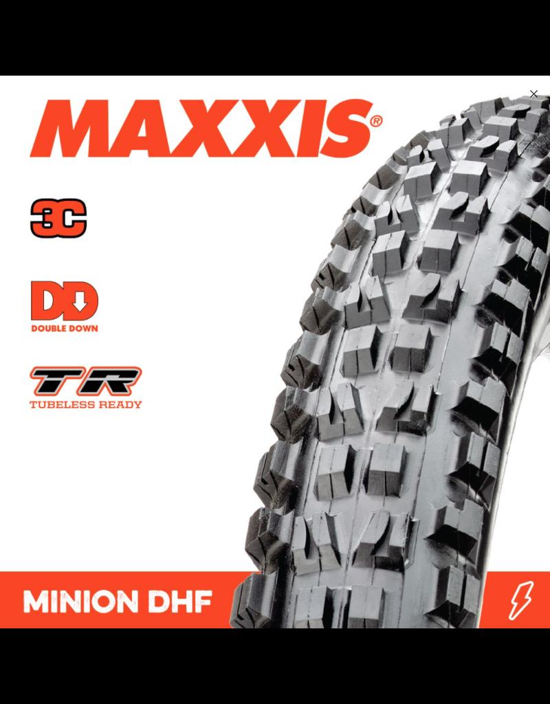 Maxxis Maxxis Minion DHF 27.5 x 2.5 DD Grip 3C