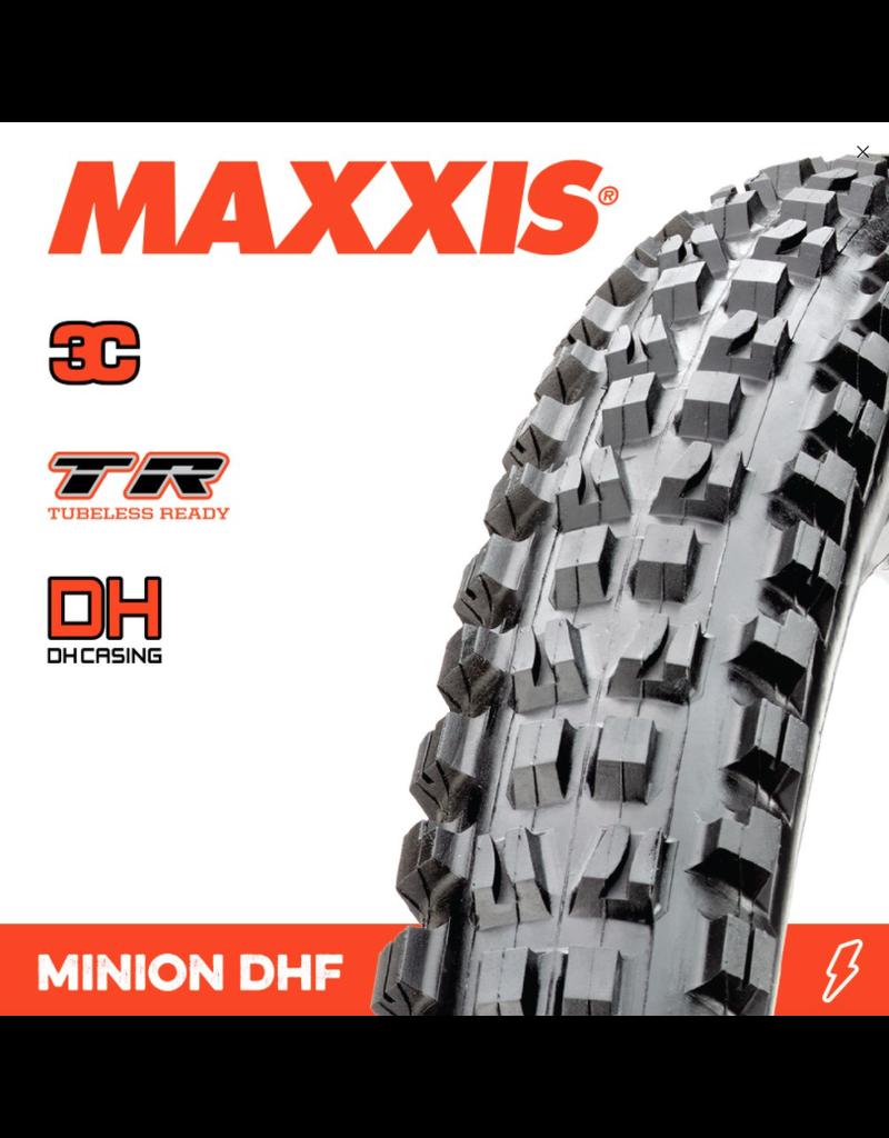 Maxxis Maxxis Minion DHF 27.5 x 2.5 WT DH Grip 3C