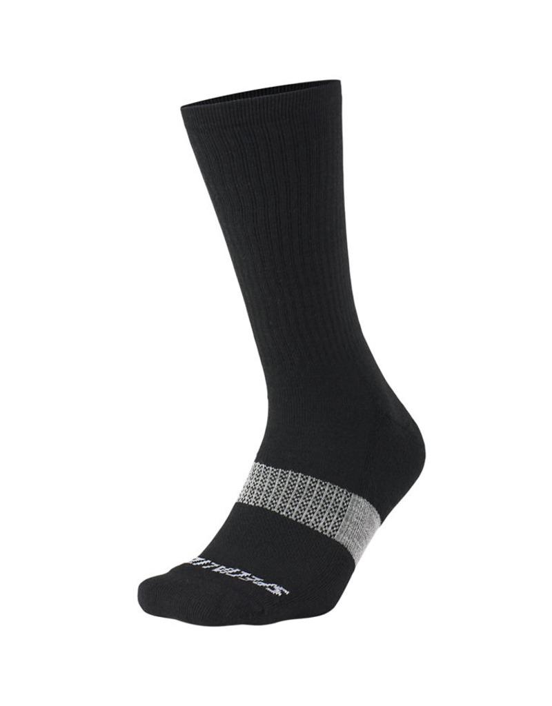 Specialized Specialized Sock Merino Midweight Tall Black