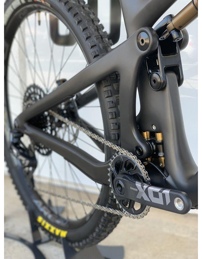 Yeti Cycles Yeti SB130 Turq X01 Series X Large Black 2021