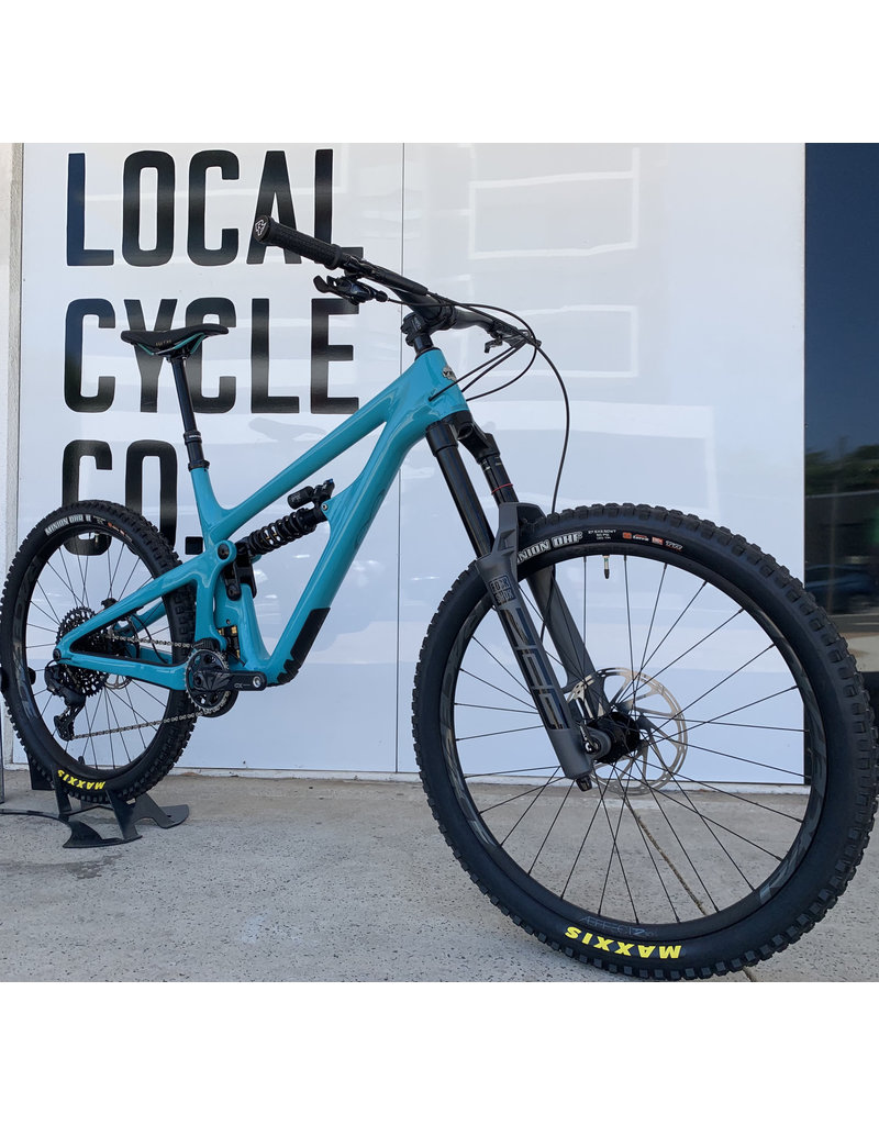 Yeti Cycles Yeti SB165 GX T-Series Large Turquoise