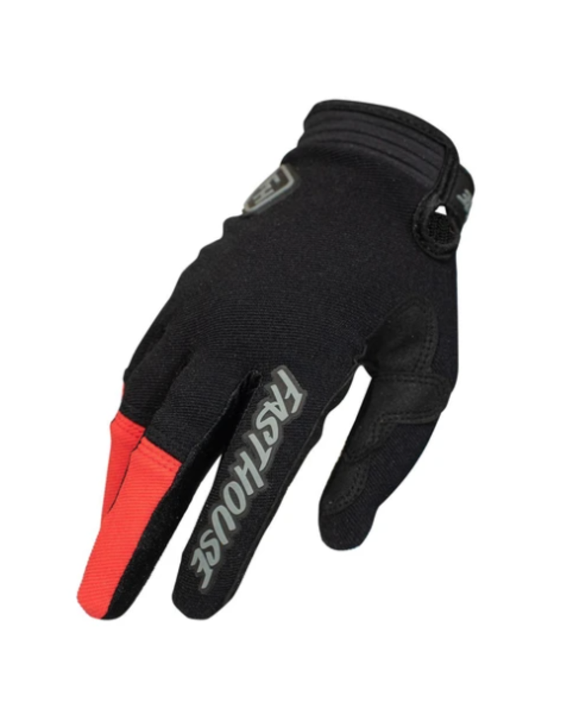 Fasthouse Fasthouse Speed Style Glove Ridgeline Black / Red