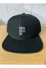 Local Cycle Co Local Cycle Co Hat Snapback Black
