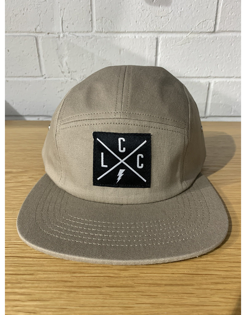 Local Cycle Co Local Cycle Co Lightning LCC 5 Panel Tan