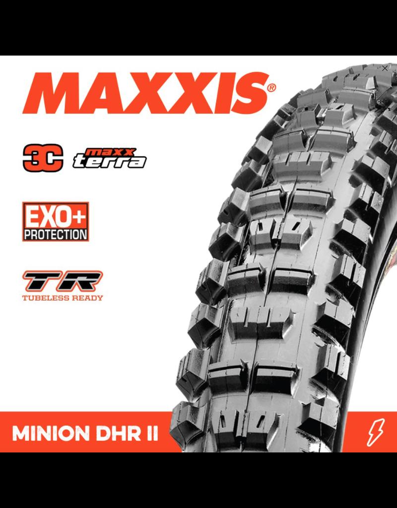 Maxxis Maxxis Minion DHR II 29 x 2.4 WT EXO+3C Terra