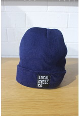 Local Cycle Co Local Cycle Co Beanie Navy