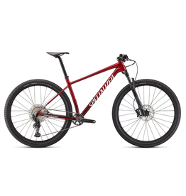 Specialized Specialized Chisel Large Gloss Red Tint Burshed/White