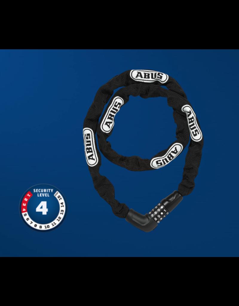 ABUS ABUS Lock Steelochain 110cm x 5mm Black 5805C