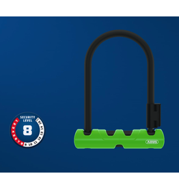 ABUS ABUS Lock Ultra 410 U-Bolt 140mm Green