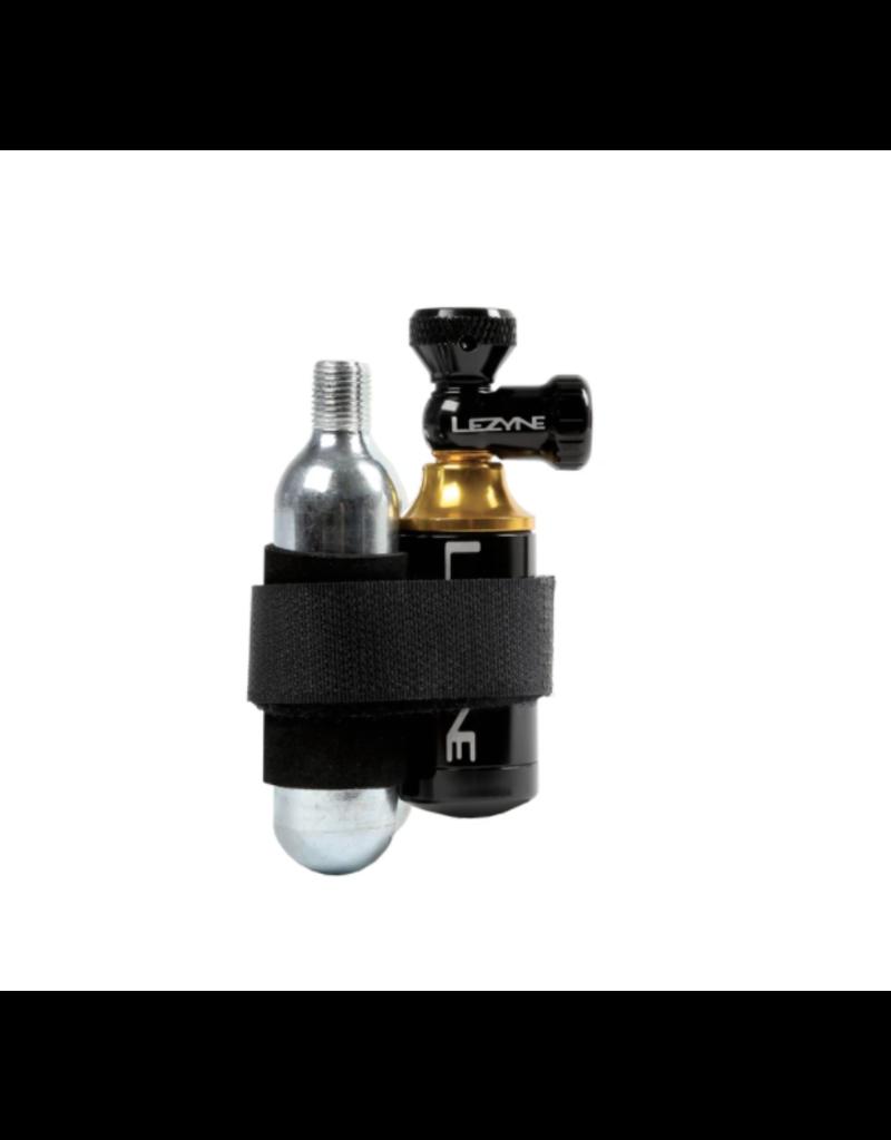 Lezyne Lezyne Tubeless C02 Blaster Kit Black/Gold