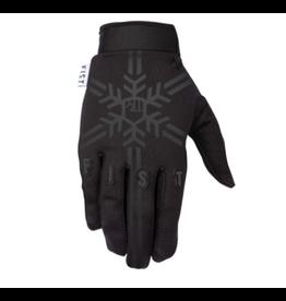 Fist Handwear Fist Frosty Fingers Snowflake Gloves Black
