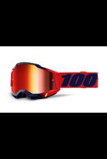 100% 100% Goggle Accuri 2 Kearny Mirror Red