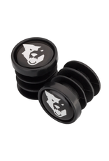 Wolf Tooth Wolf Tooth Bar End Plugs Pair Black