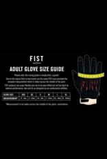 Fist Frosty Fingers Snowflake Gloves Black