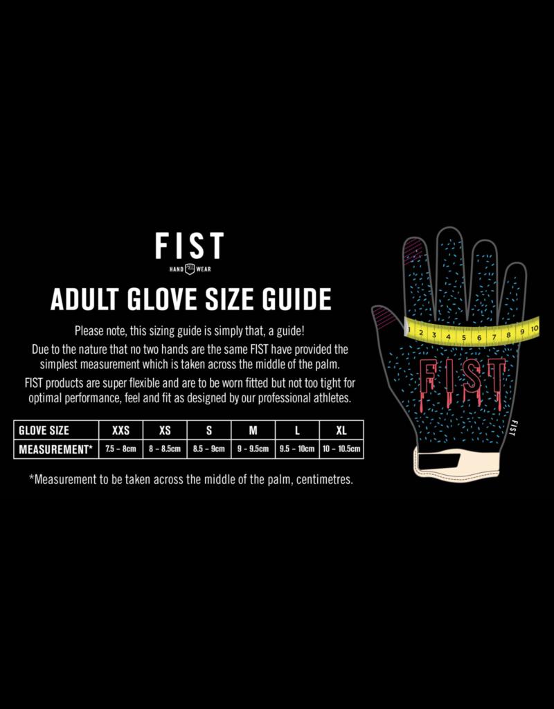 Fist Glove Chrome Fan