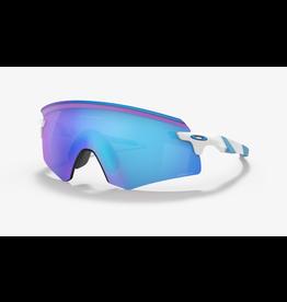 Oakley Oakley Sunglasses Encoder Polished White / Prizm Sapphire Lens