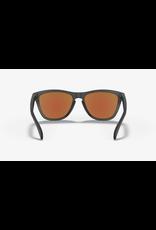 Oakley Oakley Sunglasses Frogskins Matte Black / Prizm Violet Lens