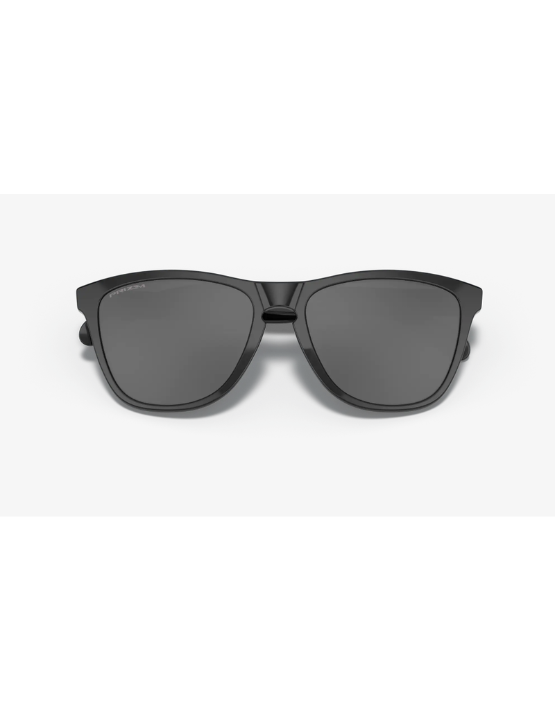 Oakley Oakley Sunglasses Frogskins Polished Black / Prizm Black Lens