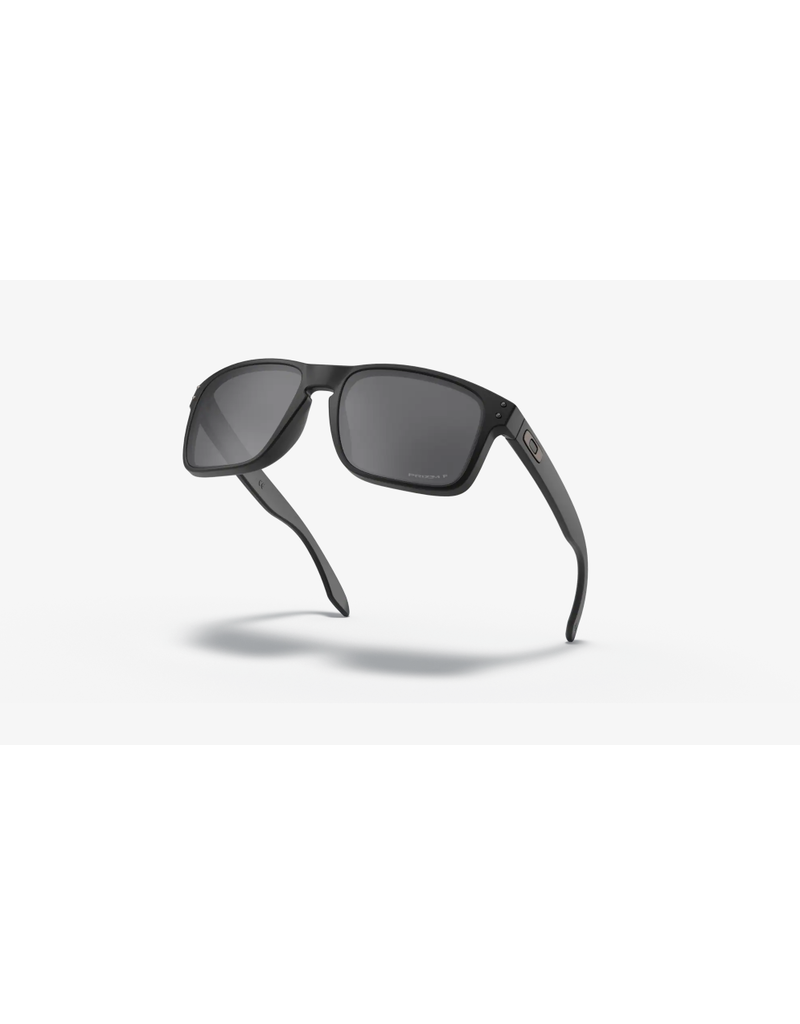 Oakley Oakley Sunglasses Holbrook Matte Black / Prizm Black Polarized Lens