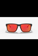 Oakley Oakley Sunglasses Holbrook Matte Black / Prizm Ruby Lens
