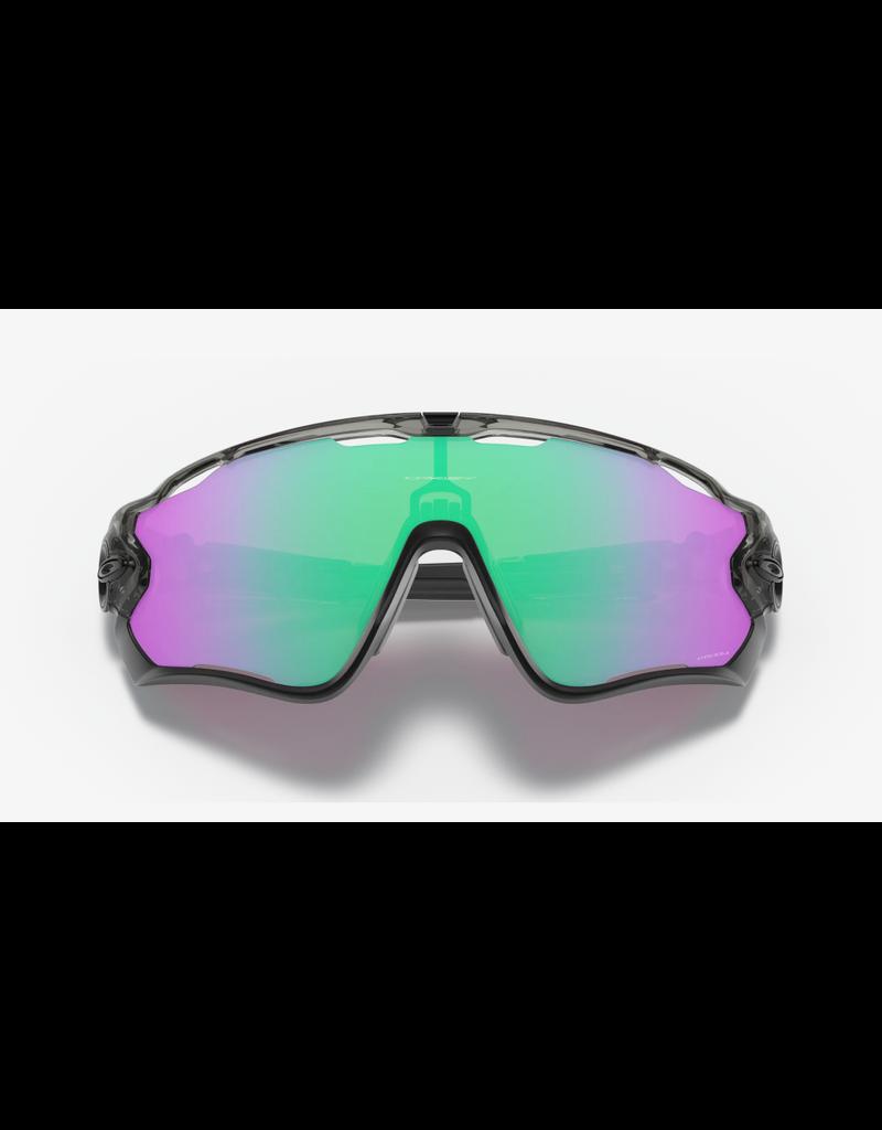 Oakley Oakley Sunglasses Jawbreaker Grey Ink / Prizm Road Jade