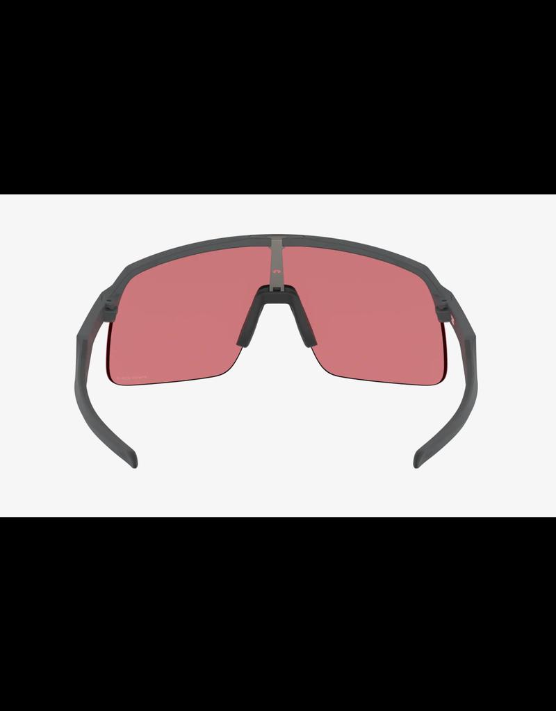 Oakley Oakley Sunglasses Sutro Lite Matte Carbon / Prizm Trail Torch Lens
